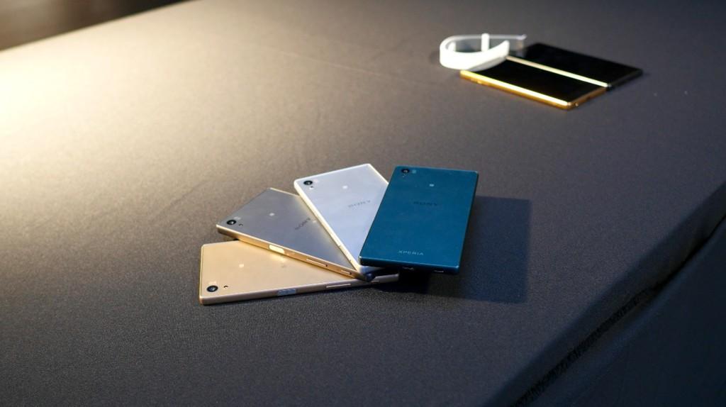 escapedigital-nuevos Xperia Z5, Z5 Compact y Z5 Premium