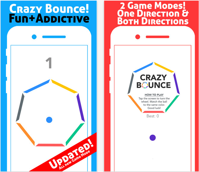 Review: Cracy Bounce un juego adictivo