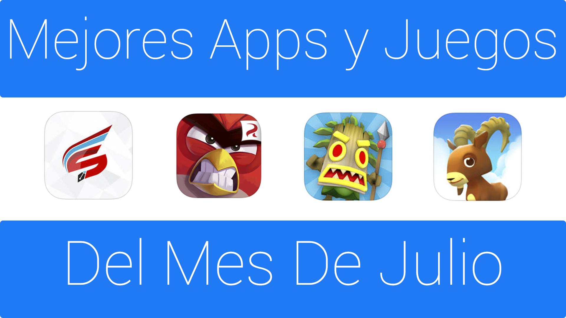 escapedigital-Mejores Apps y Juegos del mes de Julio para iOS y Android (2015)