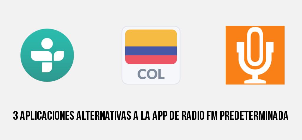 3 apps de Radio FM para Android