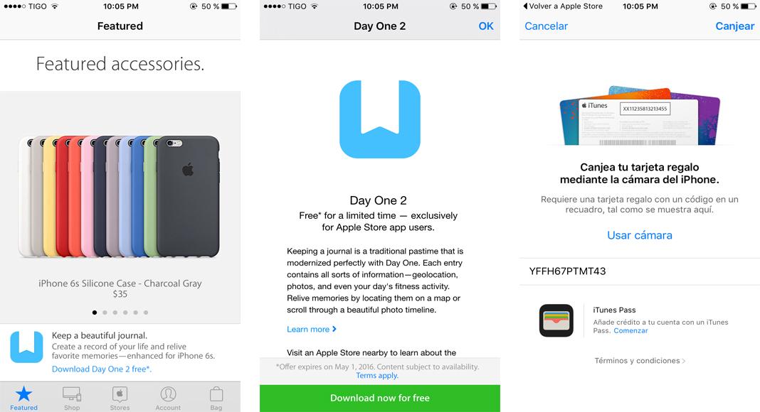 Descarga Day One 2 gratis desde el Apple Store