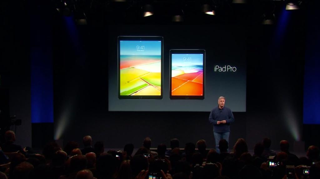Apple presenta iPad Pro de 9.7 pulgadas