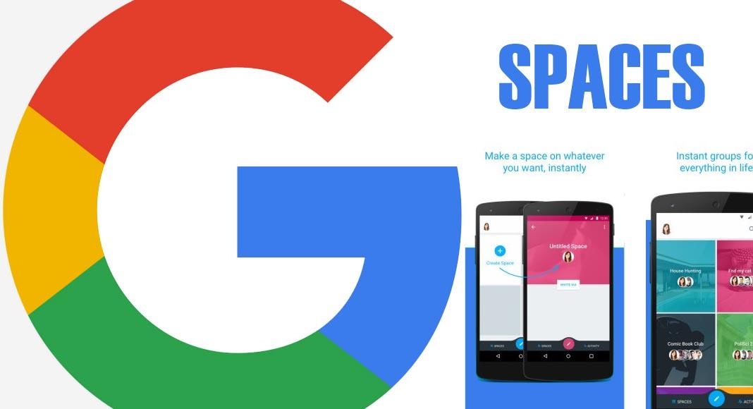 EscapeDigital - Google prueba Spaces, nueva App de mensajería grupal