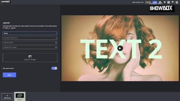 Herramientas para editar vídeos en el navegador