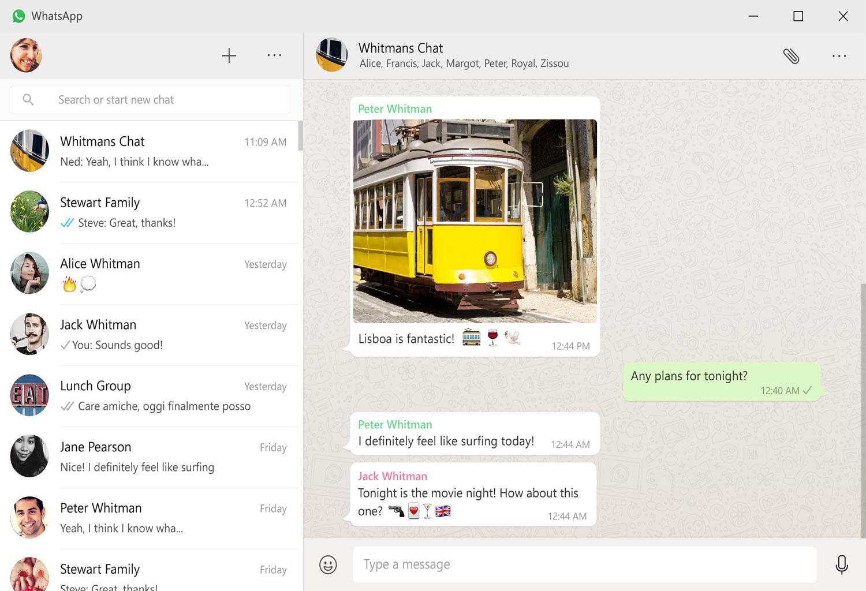 WhatsApp finalmente tiene aplicación para Windows y Mac