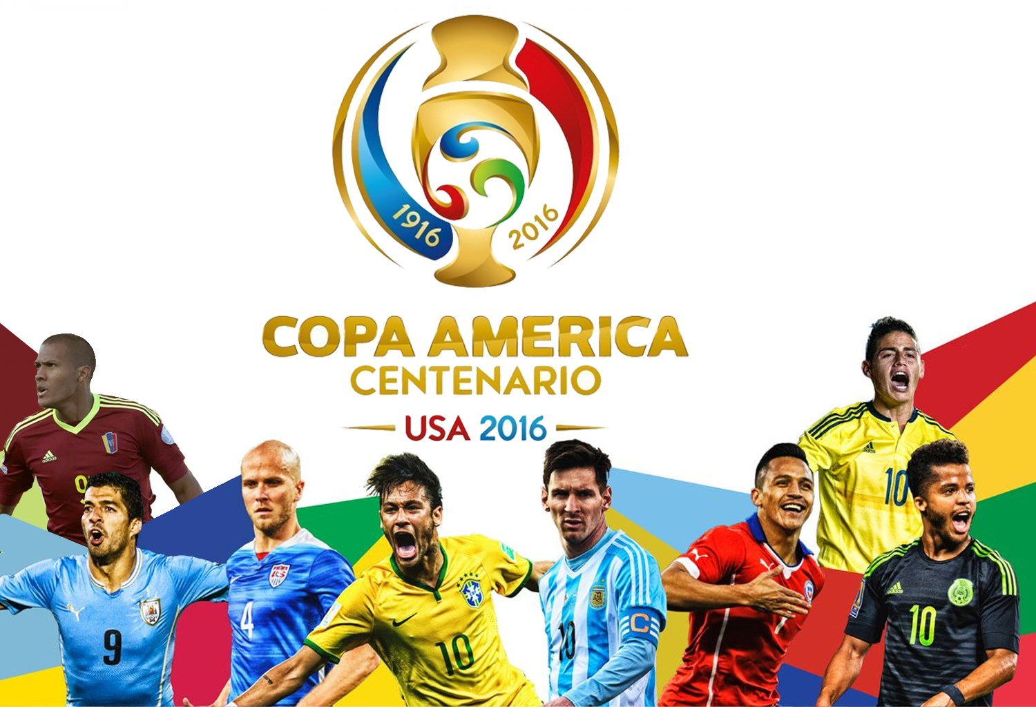 escape digital - Sigue la Copa América Centenario en tu móvil