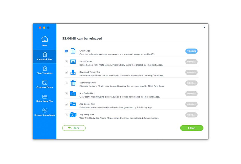 iMyfone Umate, recupera espacio en tu iPhone consiguiendo una licencia gratis