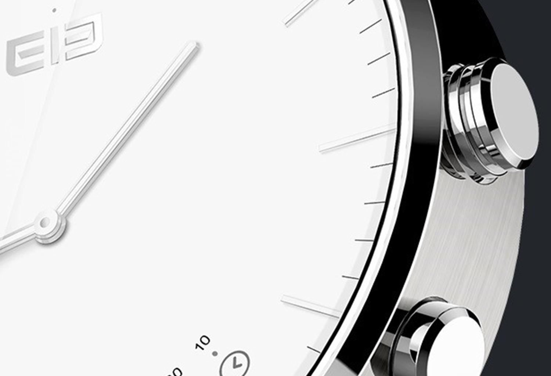 Elephone W2, elegante smartwatch compatible con iOS y Android