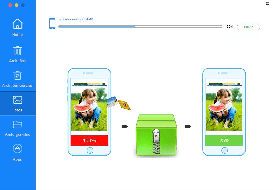 iMyfone Umate, libera espacio en tu iPhone o iPad de forma efectiva