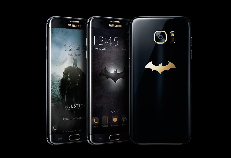 Escape-Digital Galaxy S7 Edge -injustice