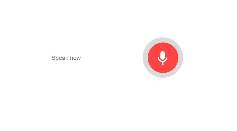 Ok Google, graba todo lo que has dicho y puedes escucharlo