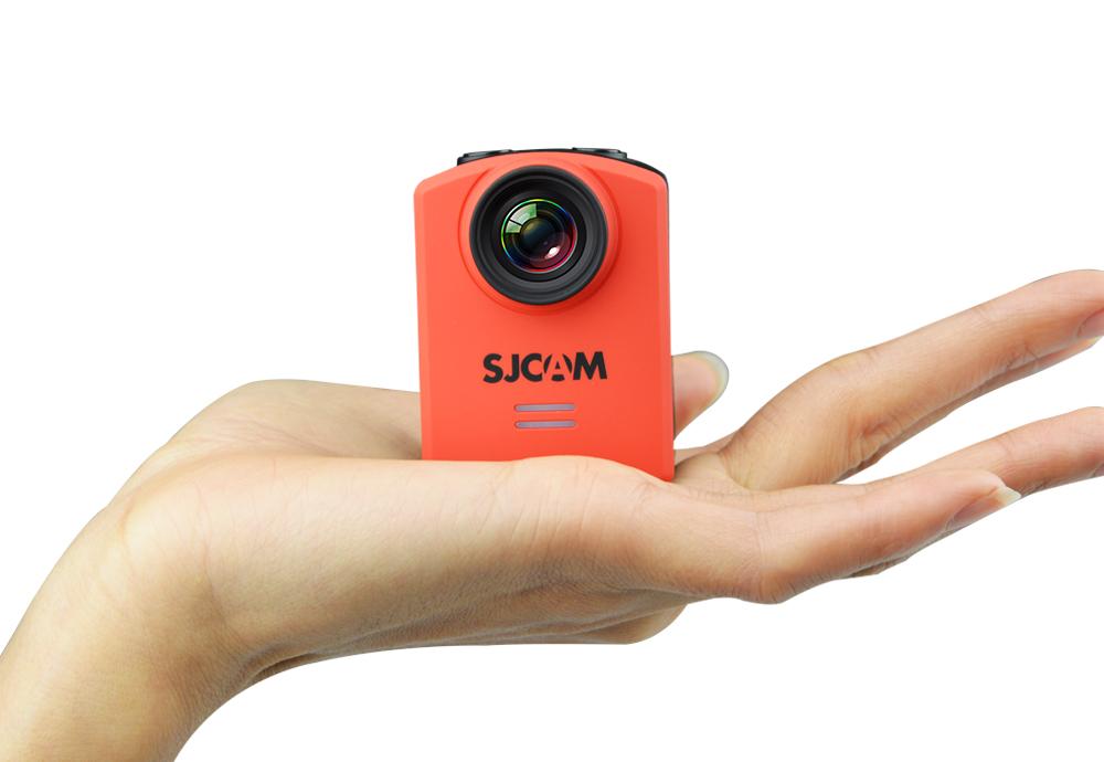 SJCAM M20 una gran cámara de acción