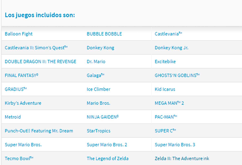 Escape Digital-Nintendo-volverá-a-vender-la-clásica-NES-2