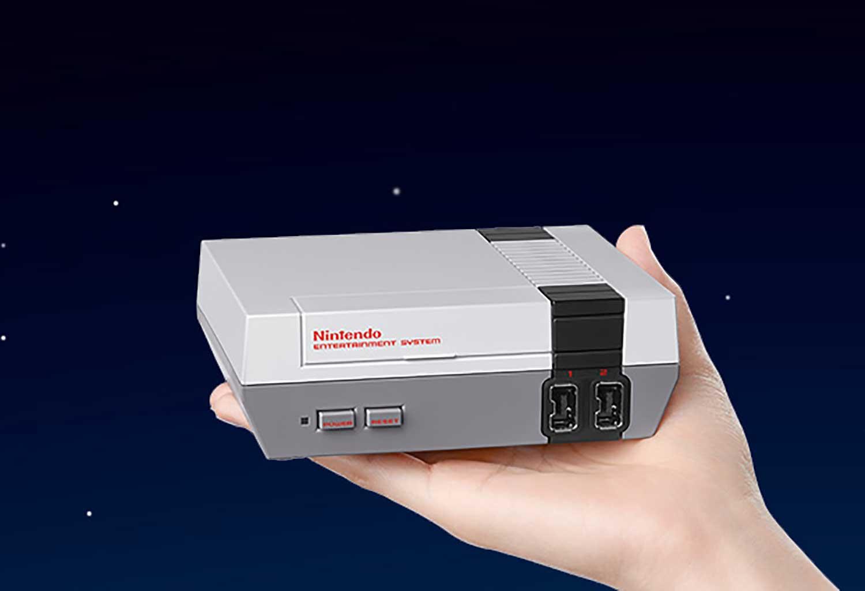 Escape Digital-Nintendo-volverá-a-vender-la-clásica-NES