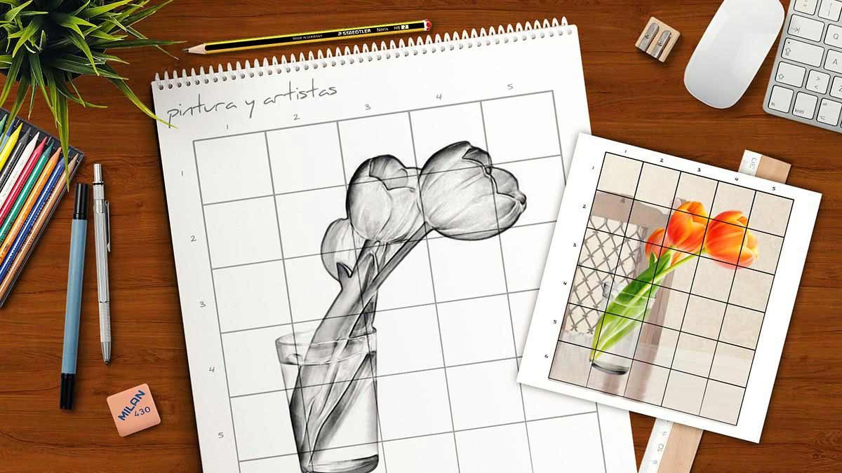 Herramientas para aprender a dibujar