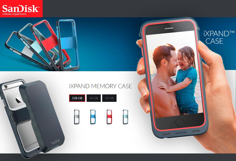 escape-digital---case para iphone ixpand