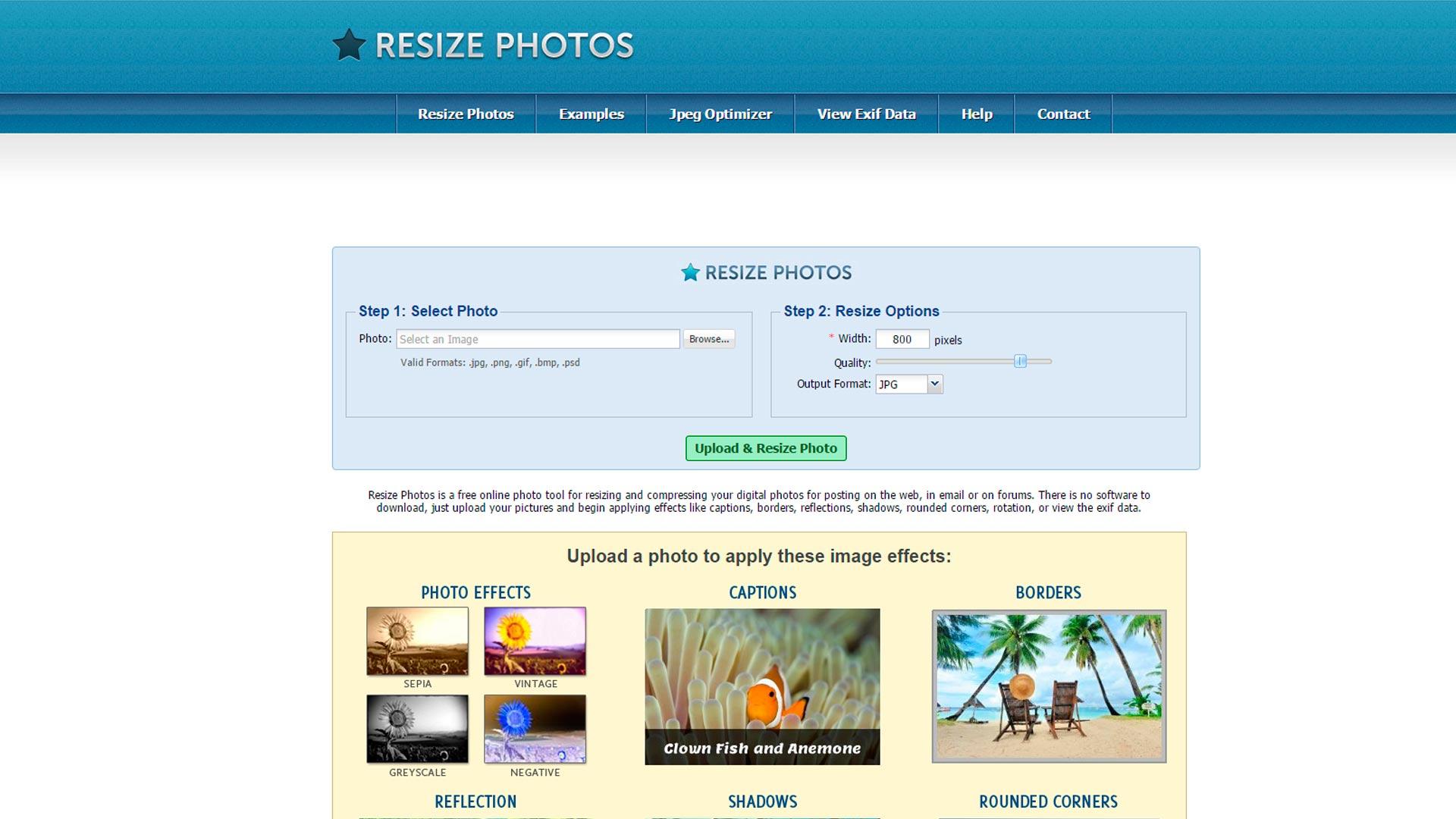 Como comprimir imágenes on line