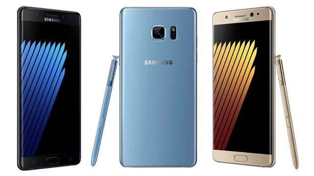 Este es el Galaxy Note 7