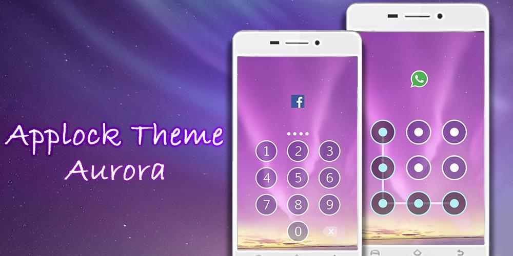 Aurora AppLock: Bloquea tu dispositivo y protege tu privacidad