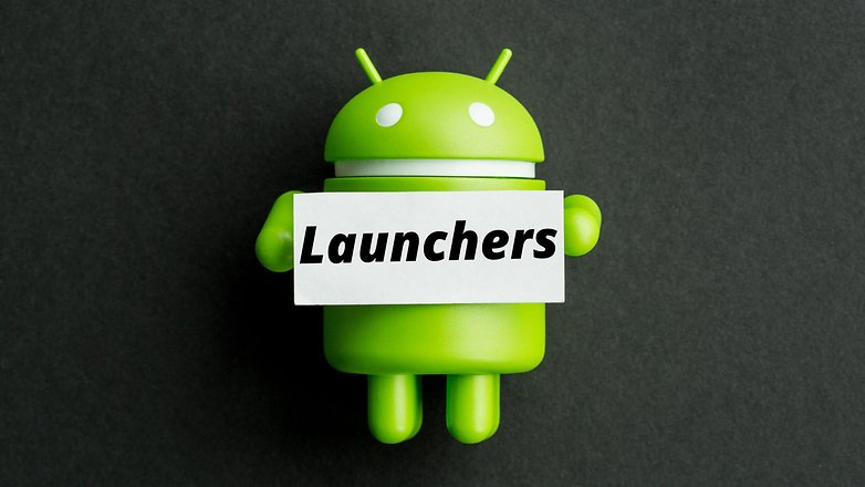 5 Launcher para Android