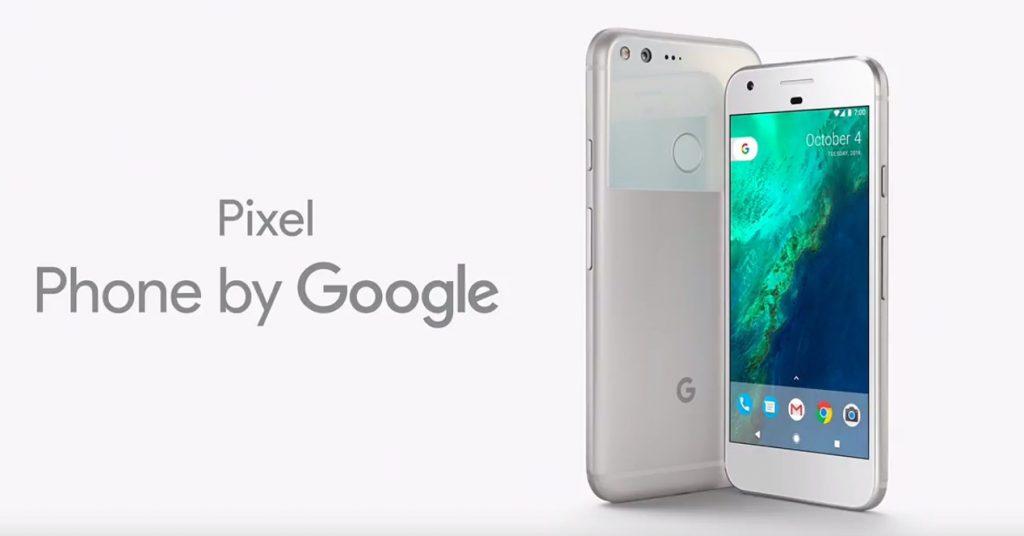 google pixel - escapedigital