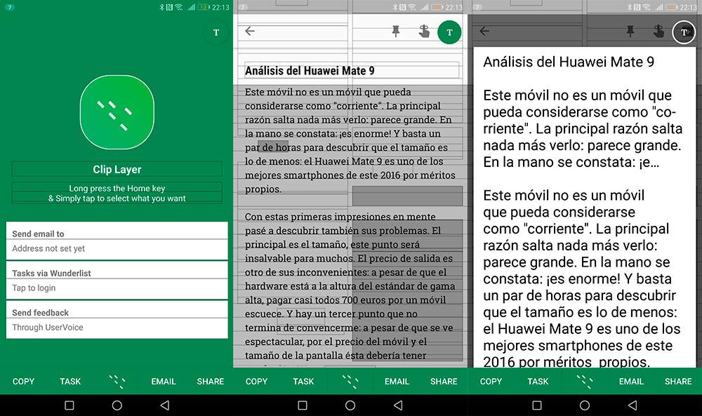Clip Layer, la app de Microsoft para mejorar el portapapeles en Android