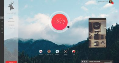 Rainmeter: Personaliza tu escritorio de Windows con Skins