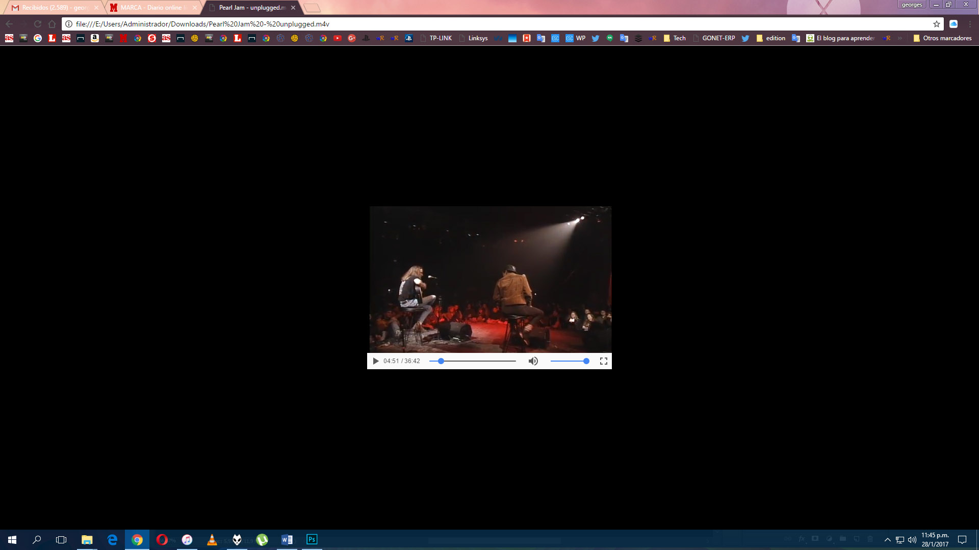 trucos para google chrome video