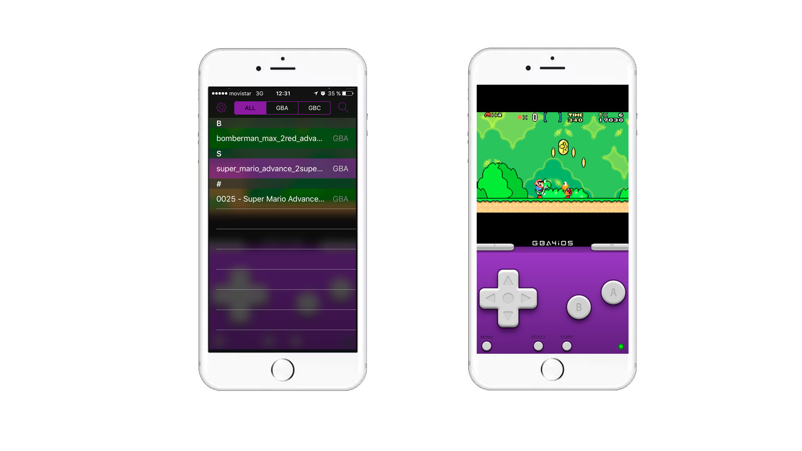 how to get gameboy games on iphone