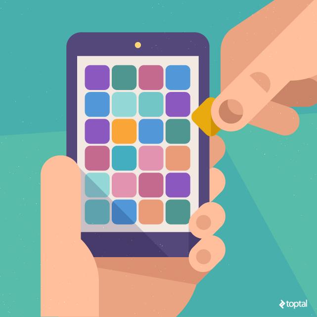Los 10 errores más comunes en diseño de aplicaciones móviles