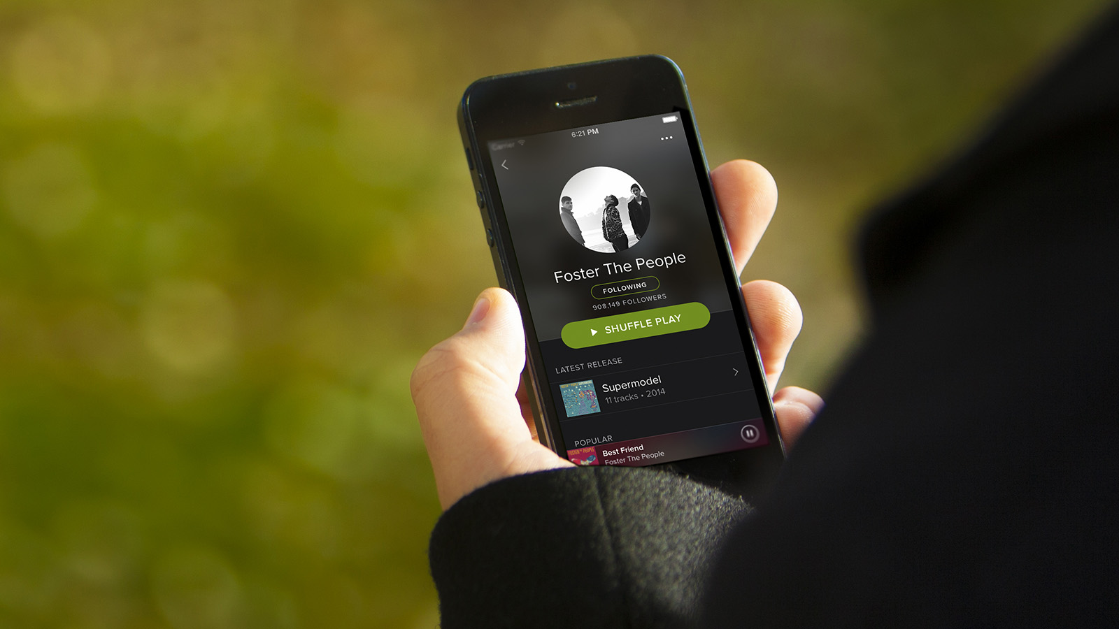 descargar musica de spotify en iphone gratis