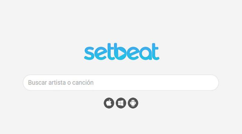 Setbeat: Descarga música de manera gratuita en el PC, Android e iOS