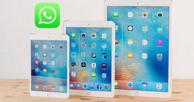Cómo usar WhatsApp en el iPad