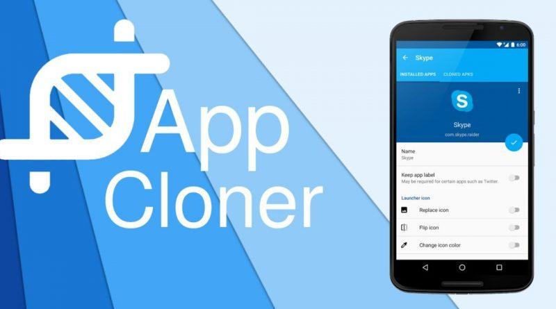 Duplica aplicaciones para Android