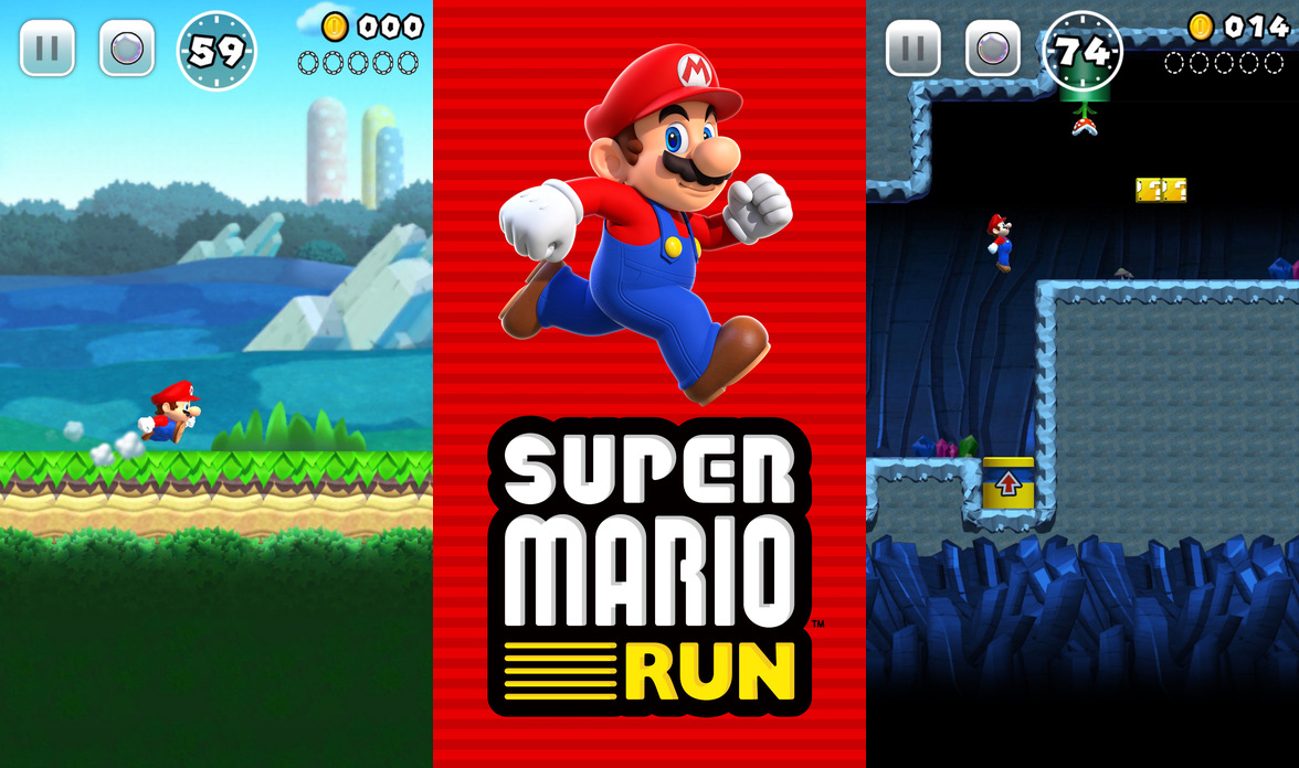 Super Mario Bros Run