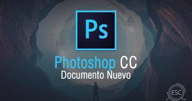 Cómo crear un nuevo documento en Photoshop