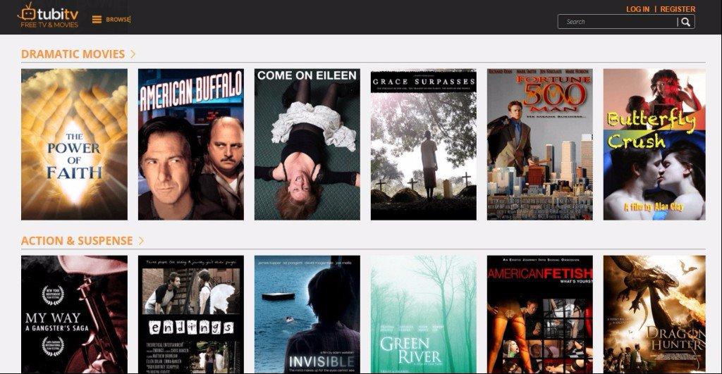 tubi-tv películas
