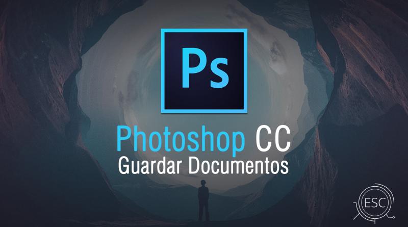 Cómo guardar un archivo de Photoshop y extensiónes de archivo