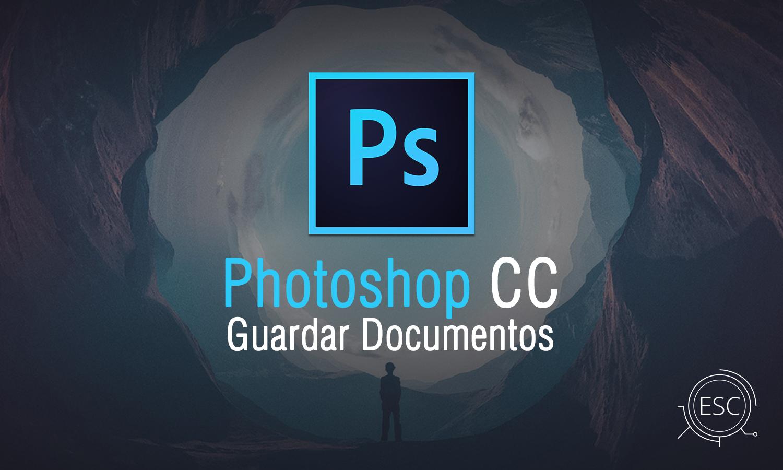 Espacio De Trabajo: Cómo guardar un archivo de Photoshop y ...