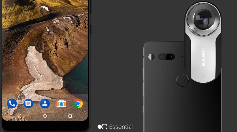 Essential Phone 11