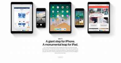 Nuevas funciones de iOS 11