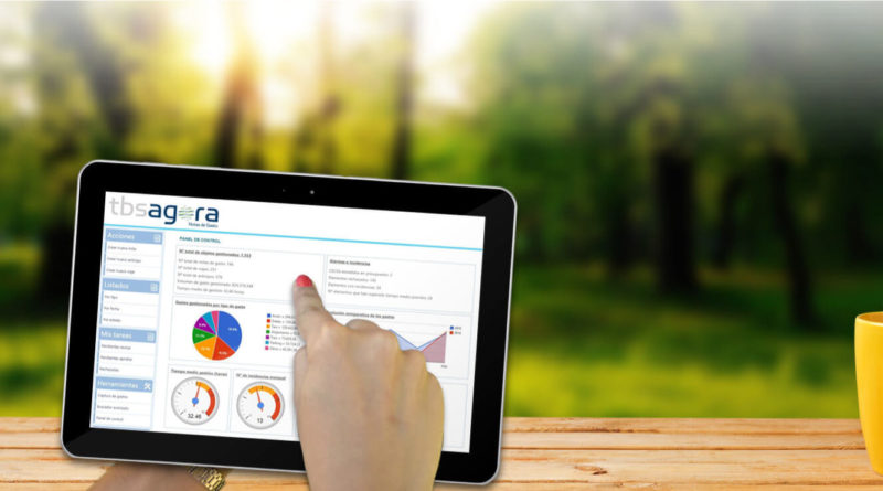 TBS Agora, soluciones para la transformación digital