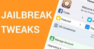 Tweaks compatibles con Jailbreak en iOS 11