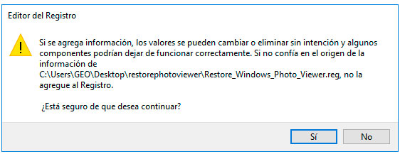 visor de fotos de windows 7 en windows 10