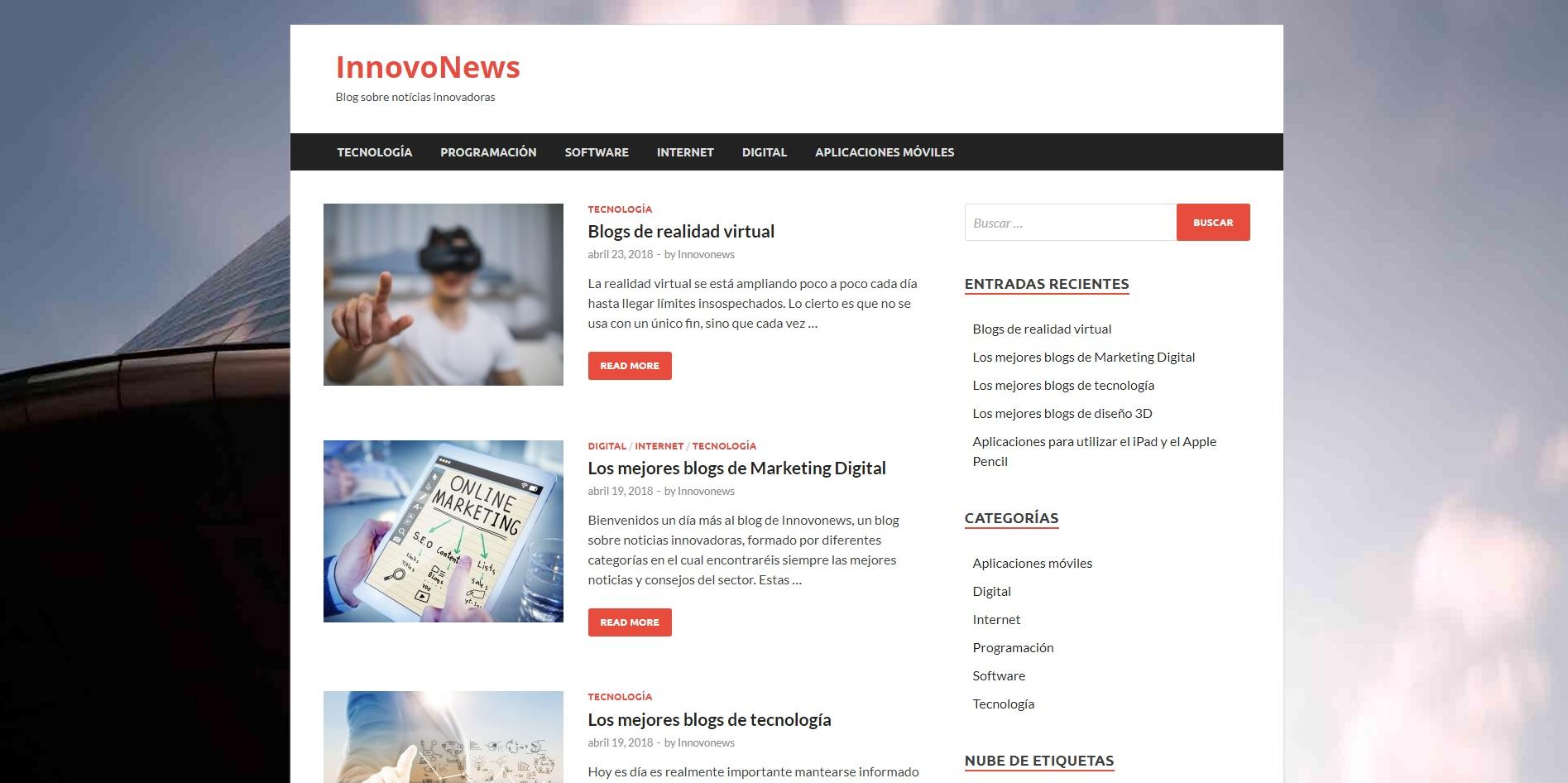 Los mejores blogs de tecnología