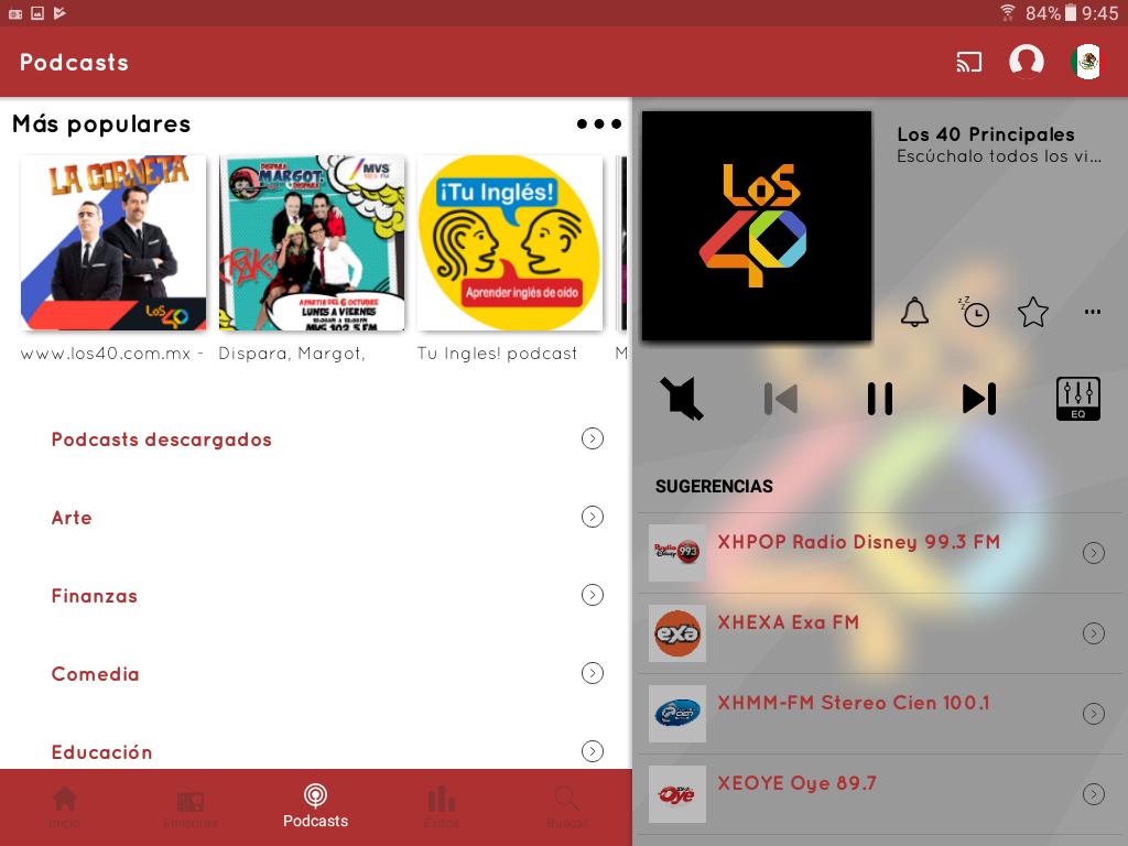 myTuner Radio Pro: Para Android, iOS, Amazon, MacOS, y Windows