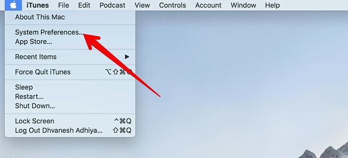 Como activar dark mode en macOS Mojave