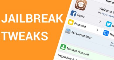 Tweaks compatibles en Jailbreak iOS 113