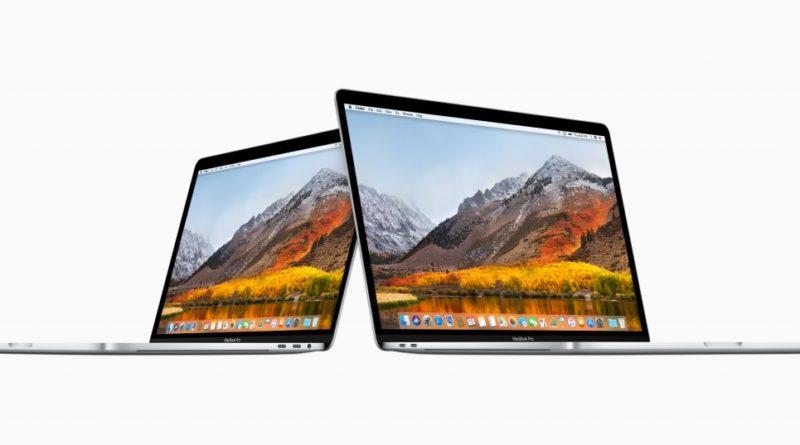 Apple presentó su nuevo macbook i9