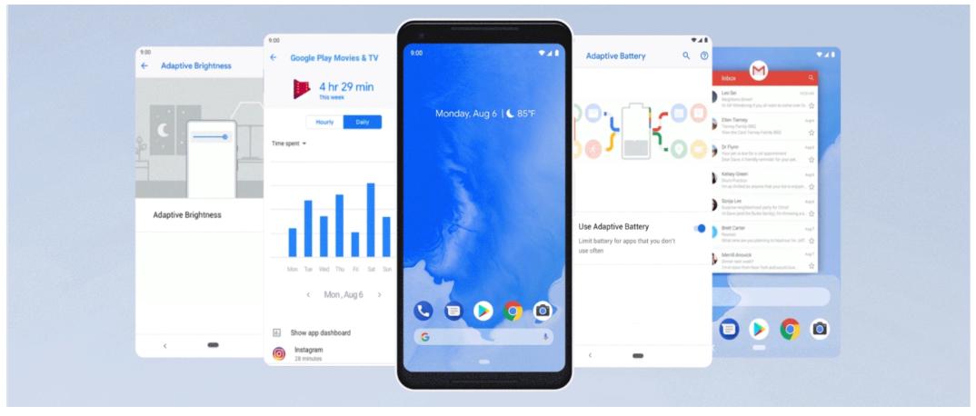 Android 9 ya es oficial